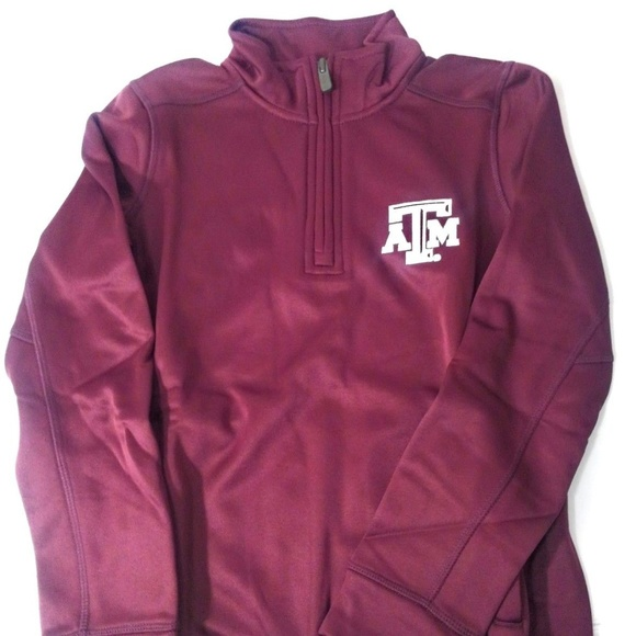 5ce781af Kids Texas A&M Aggies Polyester Pull-over Size S NWT
